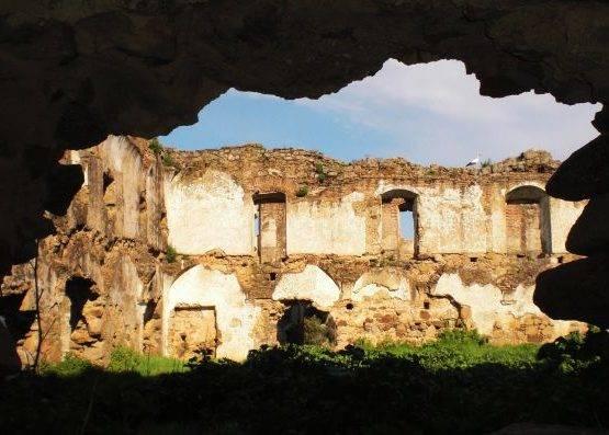 ruinas convento san agustino